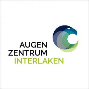 Logo des Augenzentrums Interlaken.