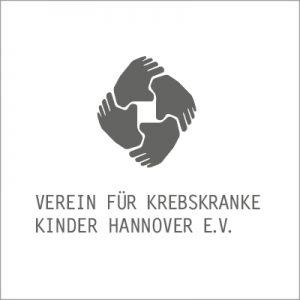 Logo von dem Verein für krebskranke Kinder Hannover e.v..