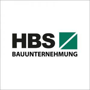 Logo von HBS Bauunternehmung.