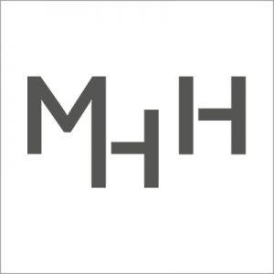 Logo der medizinischen Hochschule Hannover (MHH).